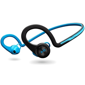 Plantronics BackBeat FIT Bluetooth Stereo Headset - Blue
