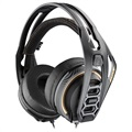 Plantronics RIG 400 Pro HC Gaming Headphones - Black