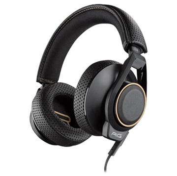 Plantronics Rig 600 Gaming Headphones with Microphone - Black