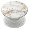 PopSockets Expanding Stand & Grip - Gold Lutz Marble