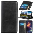 Premium Sony Xperia 10 Plus Wallet Case with Stand Feature - Black
