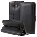 Huawei Mate 10 Premium Wallet Case with Stand Feature - Black