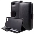 iPhone 7 / iPhone 8 Premium Wallet Case with Stand Feature - Black