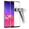 Prio 3D Samsung Galaxy S10+ Tempered Glass Screen Protector - Black