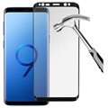 Prio 3D Samsung Galaxy S9 Screen Protector - Black