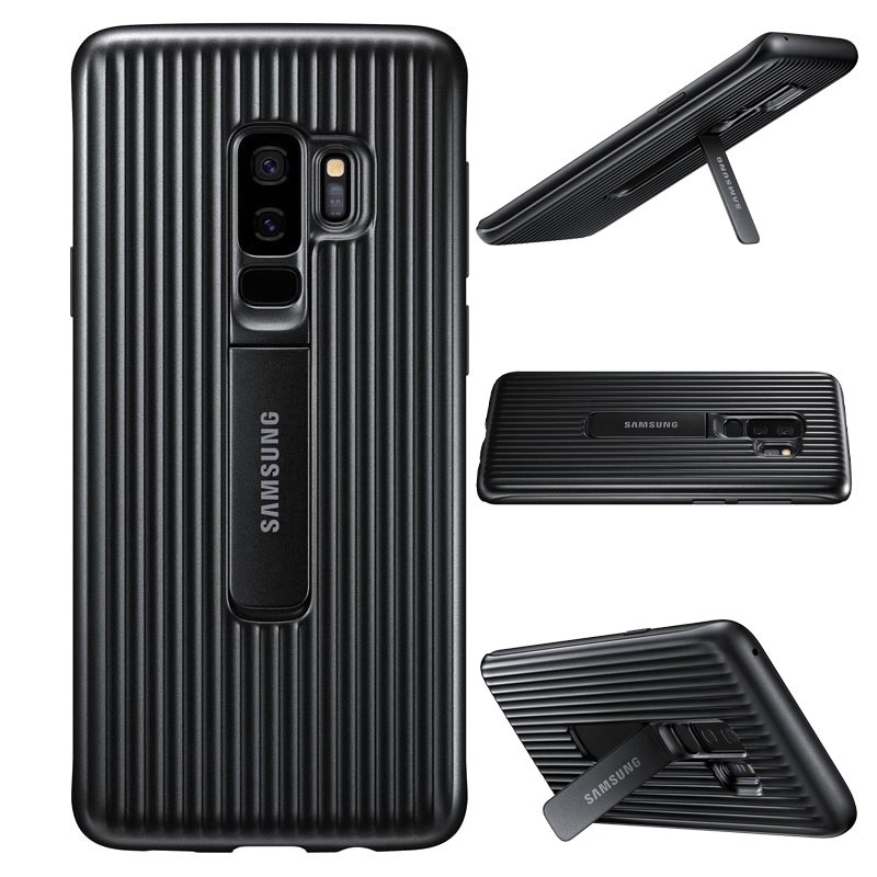 competitive price a4ac0 d0942 Samsung Galaxy S9+ Protective Standing Cover EF-RG965CBEGWW