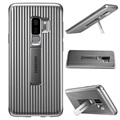 Samsung Galaxy S9+ Protective Standing Cover EF-RG965CSEGWW - Silver