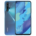 Puro 0.3 Nude Huawei Nova 5T, Honor 20/20S TPU Case - Transparent