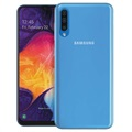 Puro 0.3 Nude Samsung Galaxy A50 TPU Case - Transparent