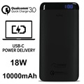 Puro 10000mAh Power Delivery Type-C Power Bank - 18W