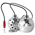 Puro Christmas Happy Melody Portable Speaker - Silver