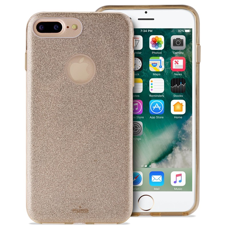 cover glitter iphone 7 plus