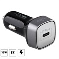 Puro Power Delivery Type-C Fast Car Charger - 30W - Black