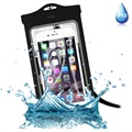"Puro UltraSlim Universal Waterproof Case - 5.1"" - Black"