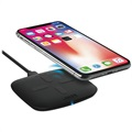 Puro iPower Fast Qi Wireless Charger - 16.2W - Black