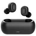 QCY T1C In-Ear True Wireless Stereo Headphones - Bluetooth 5.0 - Black