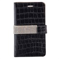 "RadiCover Flip-Side Universal Wallet Case - 4.7"" - 5"" - Black"