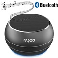 Rapoo A100 Bluetooth Mini Speaker with Microphone - Black