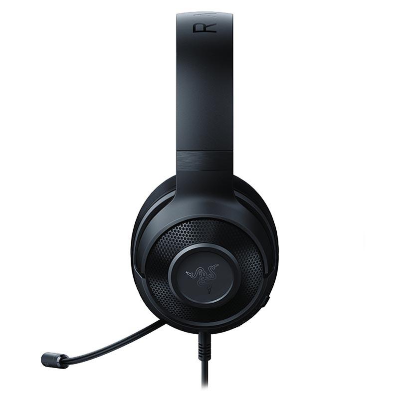 Razer Kraken X 7 1 Cross Platform Gaming Headset Black