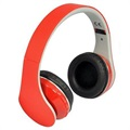 Rebeltec Pulsar Bluetooth Stereo Headset - Red