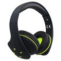 Rebeltec Viral Over-Ear Bluetooth Headset - Black