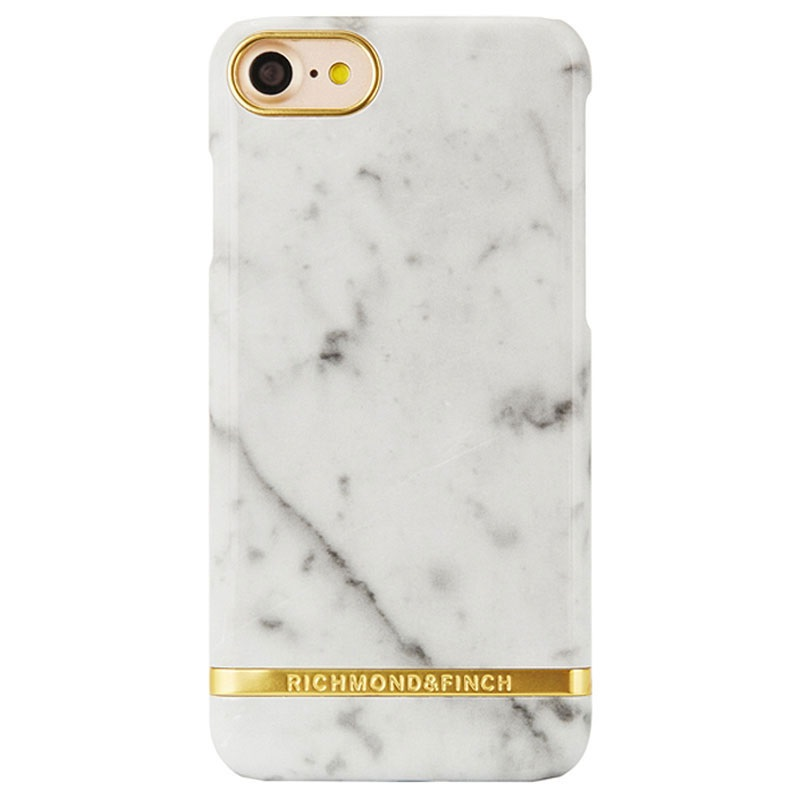 Lækker iPhone 7 Richmond & Finch Marble Case DG-33