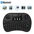 Rii I8+ Mini Bluetooth Wireless Keyboard - Black