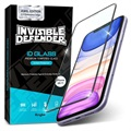 Ringke ID Jewel ed. iPhone XR / iPhone 11 Screen Protector - Black