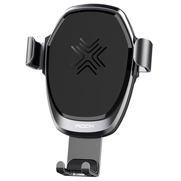 Rock Gravity Qi Wireless Charger / Car Holder - 10W