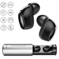 Rock Space EB50 True Wireless Stereo Earphones - Black