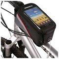 "Roswheel Universal Smartphone Bicycle Case - 4.2"" - Black / Grey / Red"