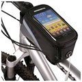 "Roswheel Universal Smartphone Bicycle Case - 4.2"" - Black / Grey / Blue"
