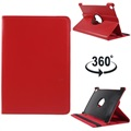 Huawei MediaPad M5 10/M5 10 (Pro) Rotary Case - Red