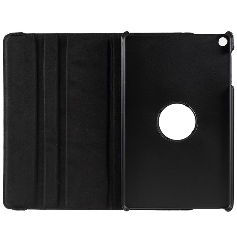 Samsung Galaxy Tab A 10.1 (2019) Rotary Folio Case - Black