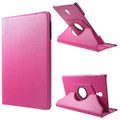Samsung Galaxy Tab A 10.5 Rotary Folio Case - Hot Pink