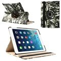 iPad Air Rotary Smart Leather Case