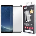 Samsung Galaxy S8+ Saii 3D Curved Premium HD Screen Protector - Black