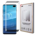 Saii 3D Premium Samsung Galaxy S10+ Tempered Glass - 9H - 2 Pcs.