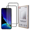 Saii 3D Premium iPhone 11 Tempered Glass Screen Protector - 9H - 2Pcs.