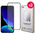 Saii 3D Premium iPhone 11 Pro Max Tempered Glass - 2 Pcs.