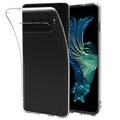 Saii Premium Anti-Slip Samsung Galaxy S10+ TPU Case - Transparent