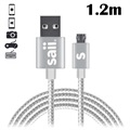 Saii Reversible MicroUSB Cable
