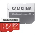 Samsung MB-MC32GA/EU Evo Plus MicroSDHC Memory Card - 32GB