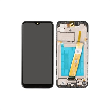 Samsung Galaxy A01 Front Cover & LCD Display GH81-18209A - Black