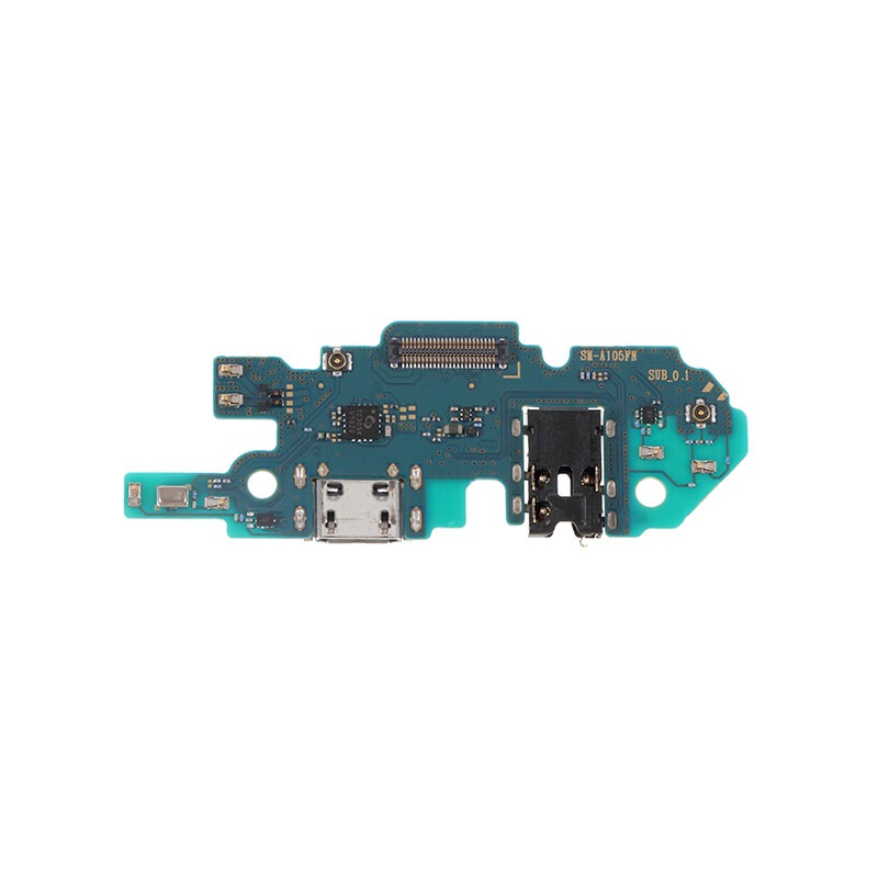 Samsung Galaxy A10 Charging Connector Flex Cable GH96-12719A
