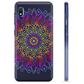 Samsung Galaxy A10 TPU Case - Colorful Mandala