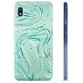 Samsung Galaxy A10 TPU Case - Green Mint