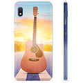 Samsung Galaxy A10 TPU Case - Guitar
