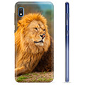 Samsung Galaxy A10 TPU Case - Lion