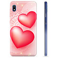 Samsung Galaxy A10 TPU Case - Love